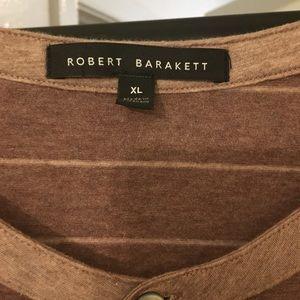 Robert Barakett Tops - Robert Barakett xL brown casual tee